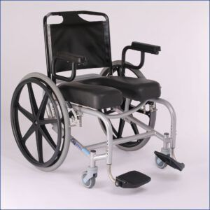 Shower Commode Wheelchair HeavyWeight