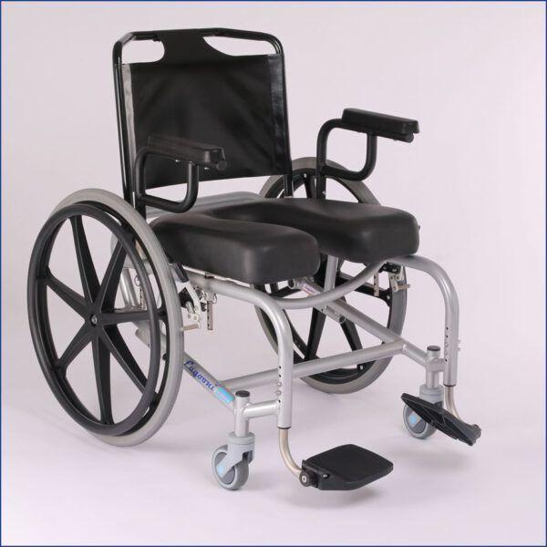 Shower Commode Wheelchair HeavyWeight