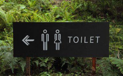 Hey, zit jij wel goed tijdens je toiletbezoek?