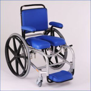 Shower Commode Wheelchair for Children - Lagooni Junior