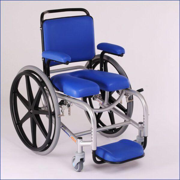 Shower Commode Wheelchair for Children - Lagooni Junior