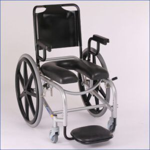 Shower Commode Wheelchair - Lagooni Life