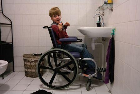 duschrollstuhl für kinder